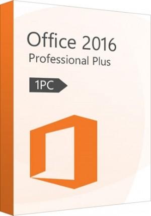 Office 2016 Pro Plus CD-KEY (1 PC)