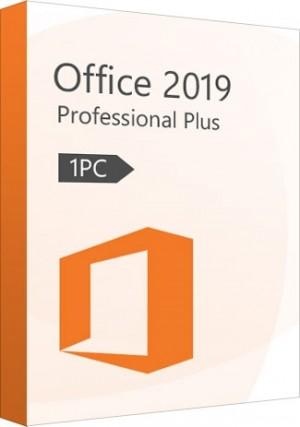 Office 2019 Pro Plus CD-KEY (1 PC)